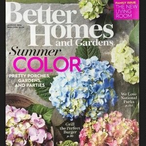 Other - BETTER HOMES & GARDENS© AUGUST 2016